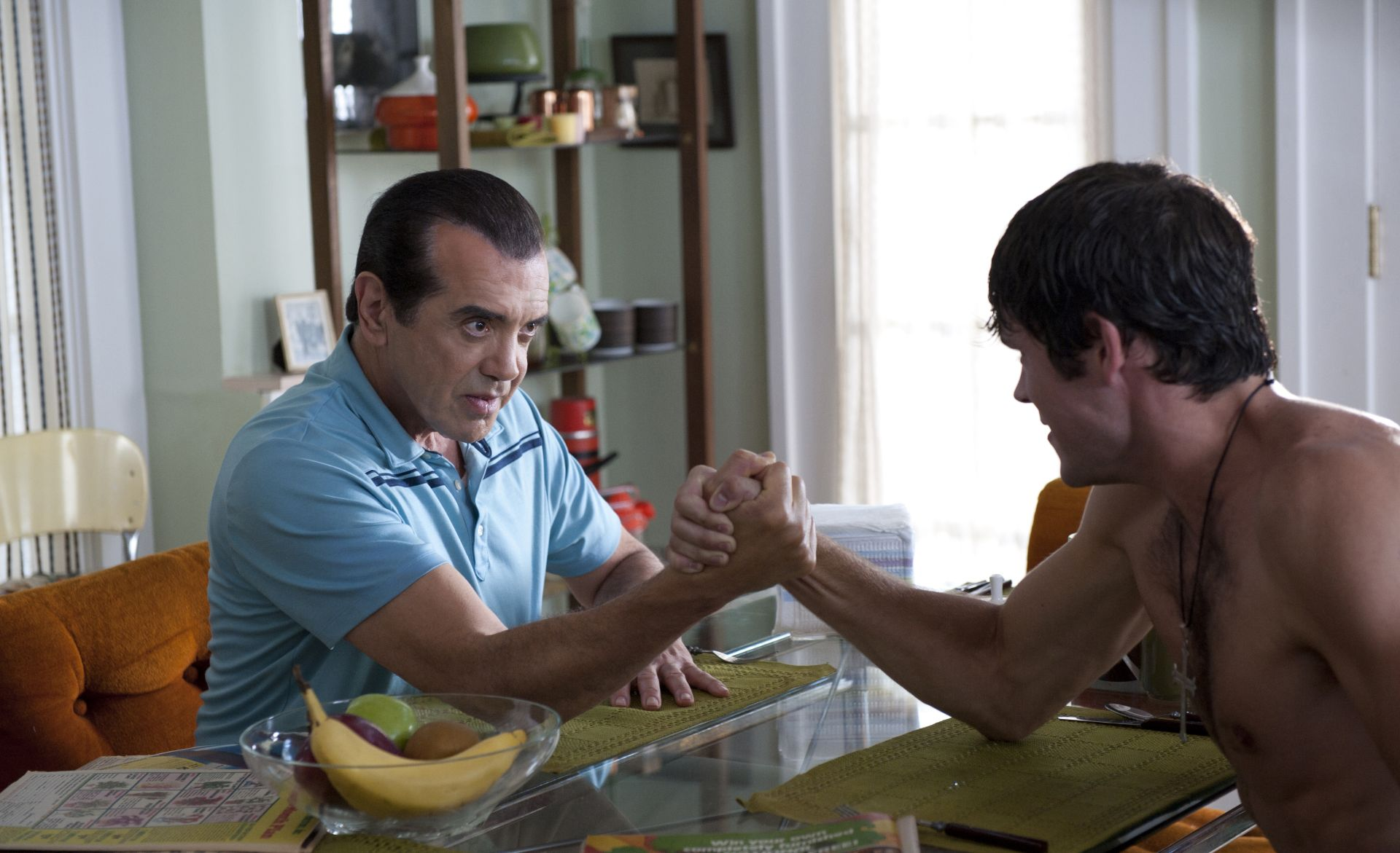 Chazz Palminteri Goes To Bed Hungry Huffpost