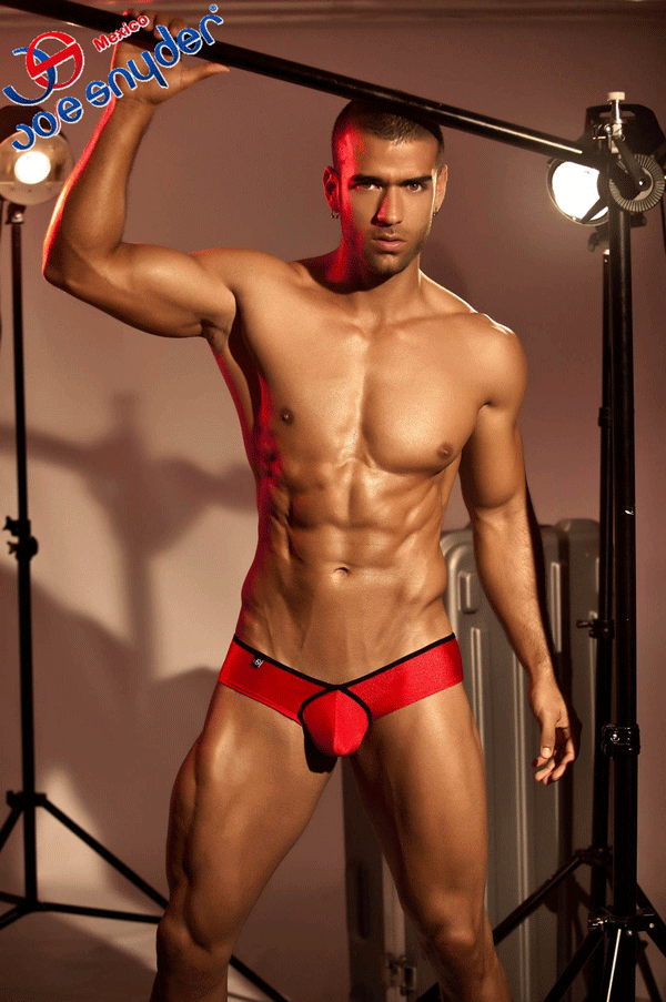 PHOTOS: Men's Underwear Goes Red for Summer | The Huffington Post