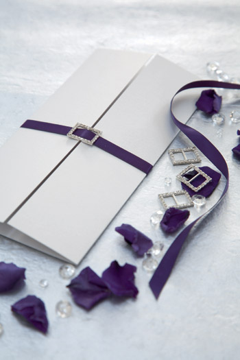 DIY wedding stationery from Confetti