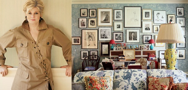 Charlotte Moss a conversation with decorator and author charlotte moss | huffpost