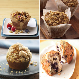Best and Worst Fast Food Muffins