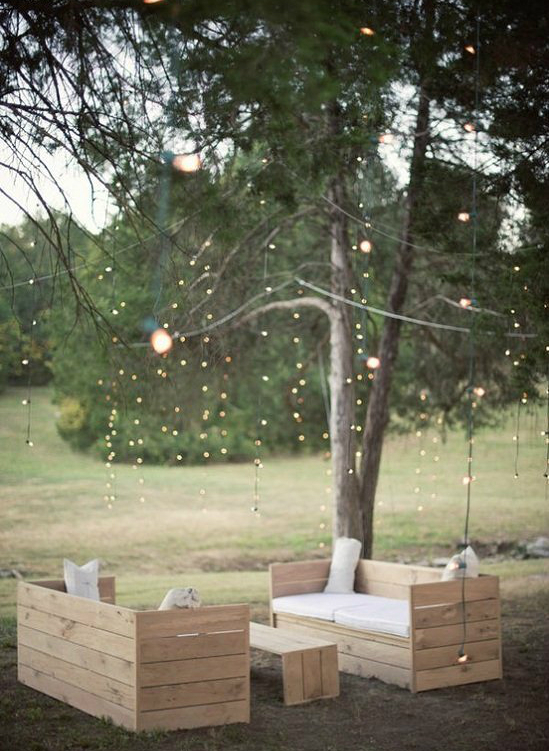 Marcia Prentice: String Light Inspirations for Outdoor Decorating