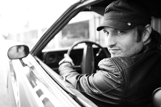 photo of Robert Rodriguez  - car