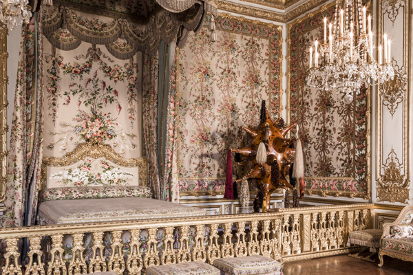 Tremendous Marie Antoinette Gets A Royal Makeover At The Chateau Home Interior And Landscaping Palasignezvosmurscom