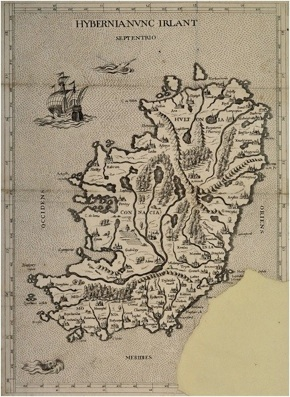 Oldest Map Of Ireland.Google Maps An Acre Of Ireland In Upstate New York Huffpost