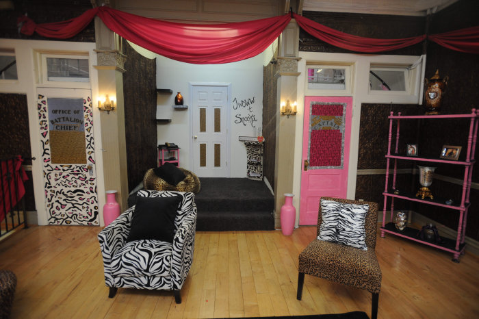 Jersey Shore Decor Go Inside Snooki Jwoww 39 S Jersey City
