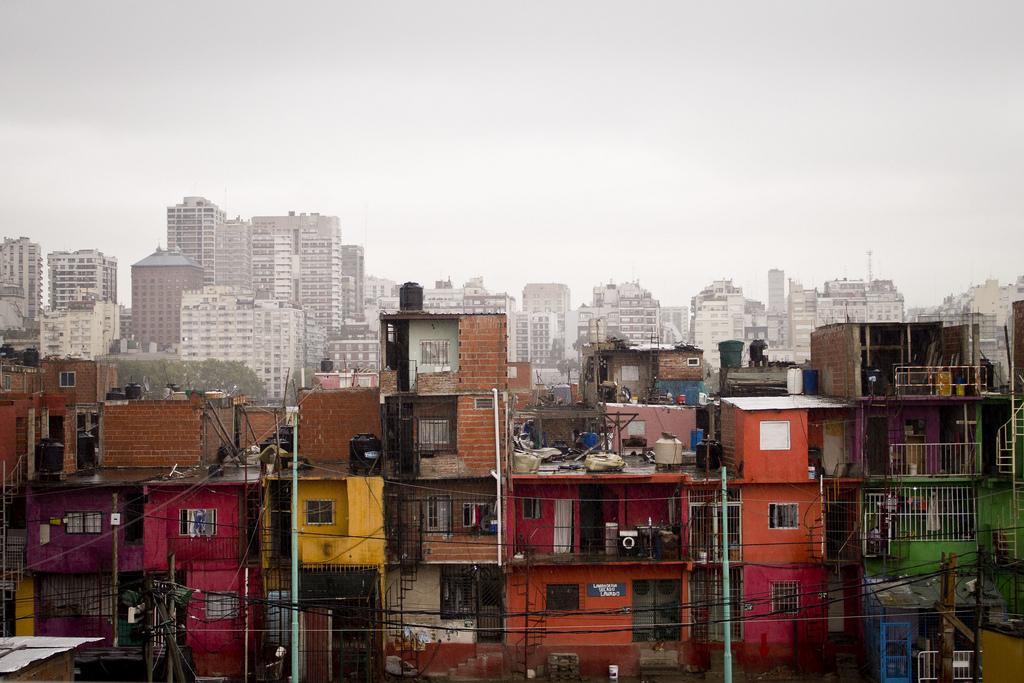 Argentina 39 s darkest corner slum or new beginning for Villas en buenos aires
