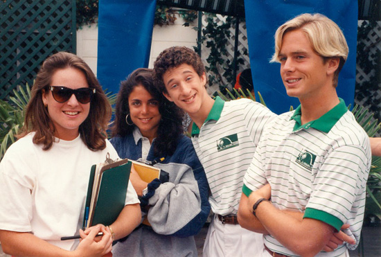 Bethenny Frankel Shares Photo From 'Saved By The Bell' Set ...