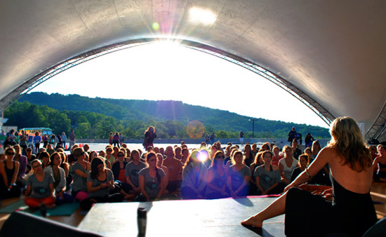 Wanderlust Yoga & Music Fest coming to Copper Mountain, Colorado