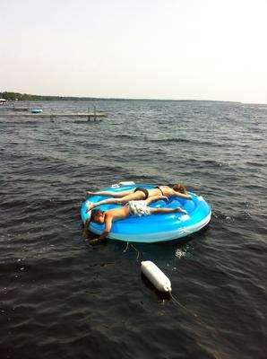 2012-07-06-Swimatthelake.JPG
