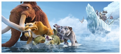 Cinefantastique Spotlight Podcast: Ice Age: Continental Drift
