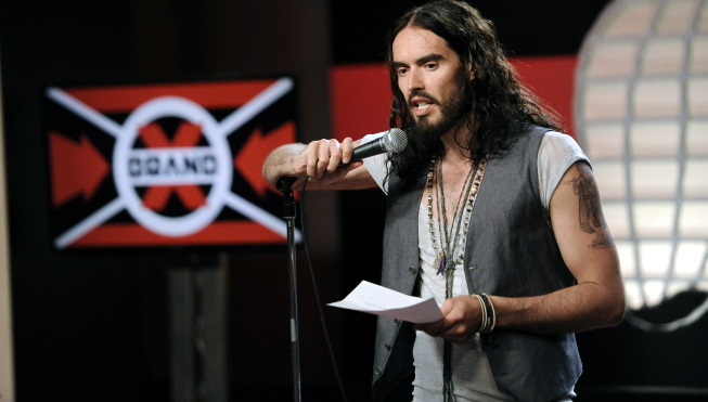 how to watch russell brand brandx