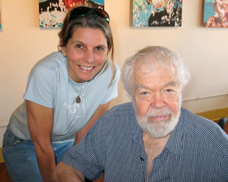 Karl Benjamin 1925-2012: A True Inspiration | HuffPost