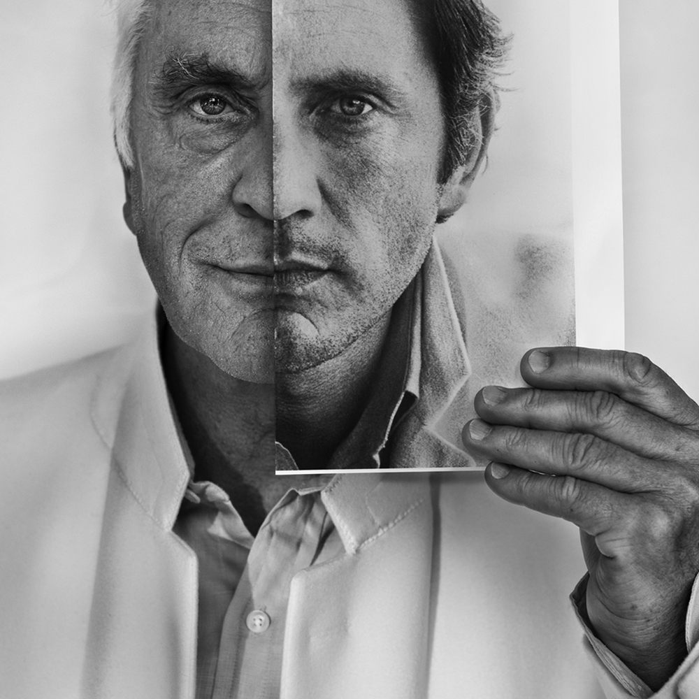 Terence Stamp: Calm in the Eye of the Storm