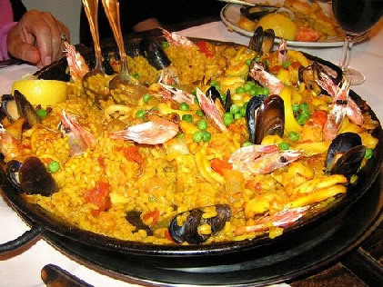 Paella definition