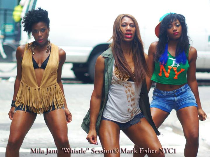 2012 08 21 milajamwhistle2 Laverne Cox: Mila Jam: Girl Power 2012 (VIDEO)