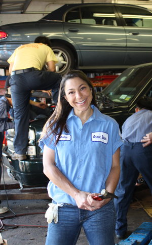 auto body technician