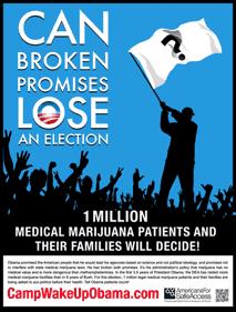 Wake Up Obama Poster