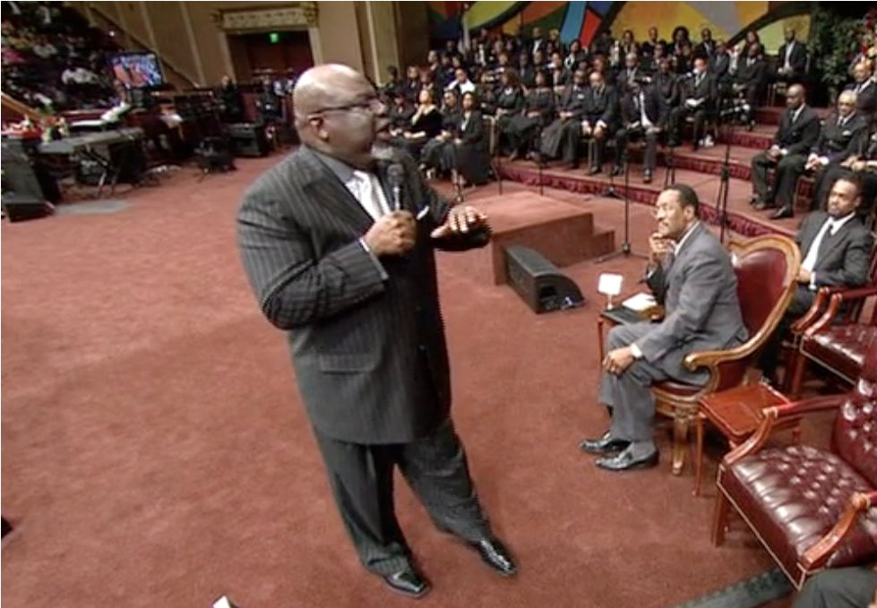 Bishop Charles Blake Reveals Mega Churches Political Impact and