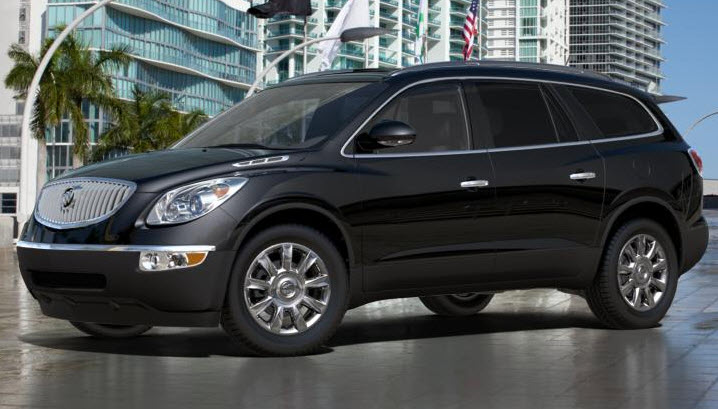 Weekend Test Drive Buick Enclave Premium Huffpost