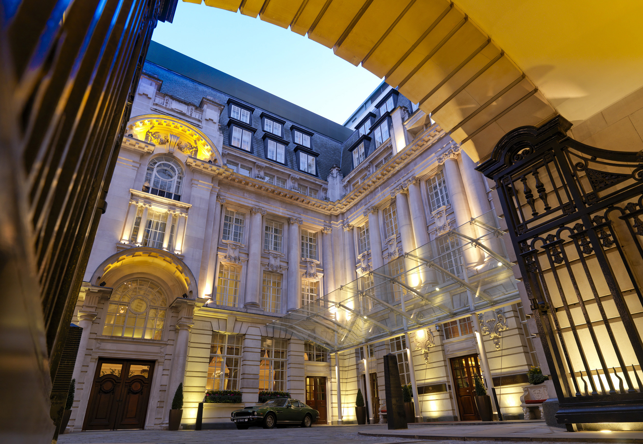 Hotel Exterior: The Phelps Family's Best Of London