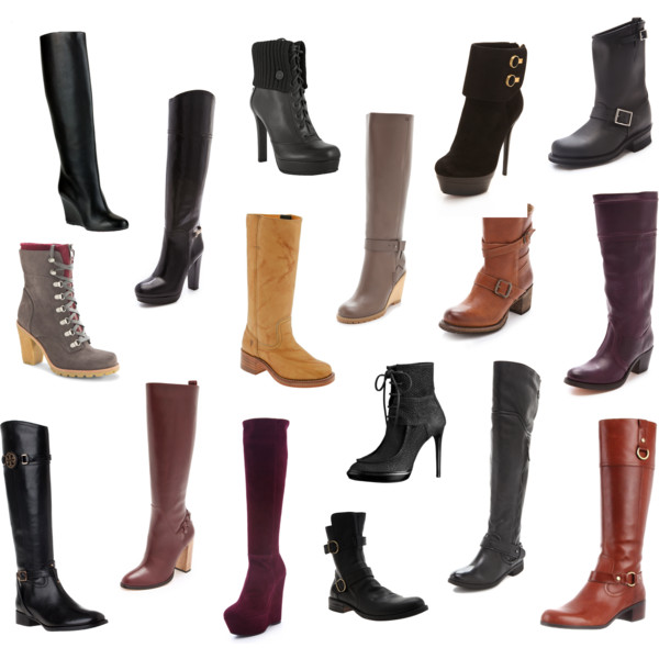 Last Year's Boot Trends That Are Still Hot This Fall