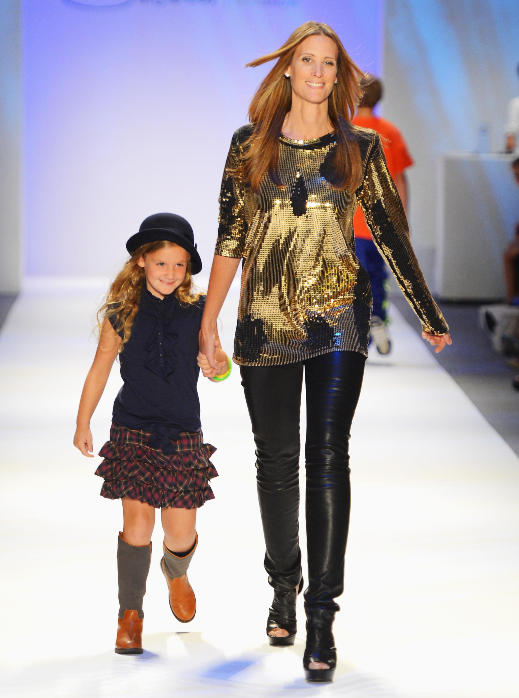 Strut The Fashionable Mom Show Fall 2012 Huffpost