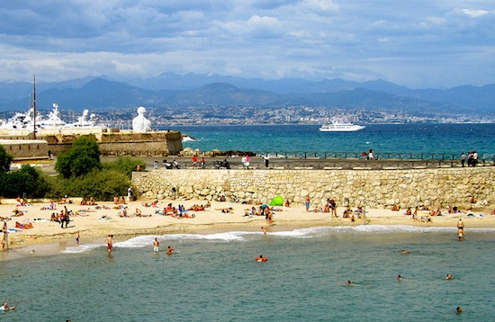 Michael Schuermann: The French Riviera Isn't Just for Billionaires
