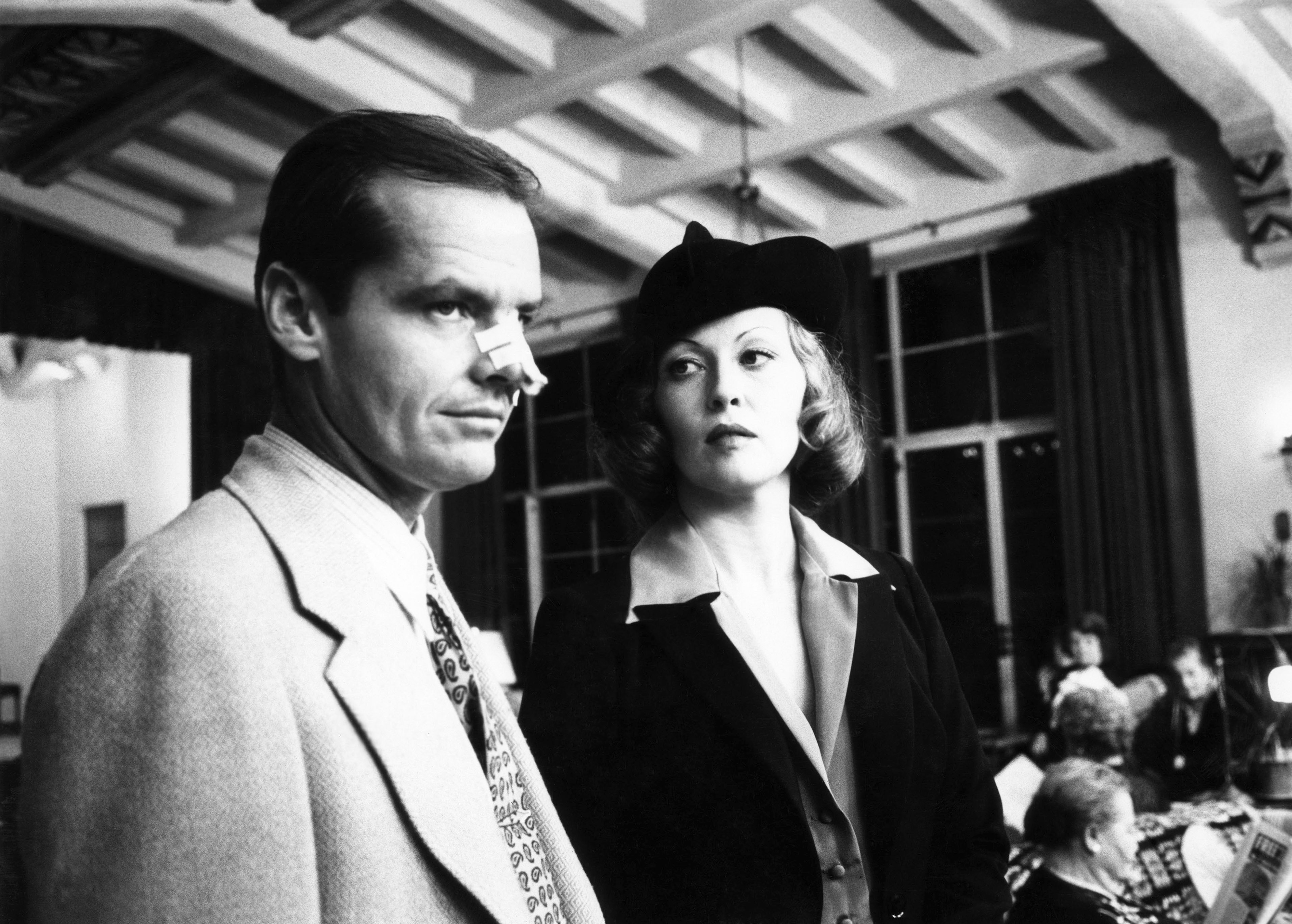 an analysis of the noir film chinatown A structural analysis of film noir openings part 1 the experience of cinema film noir: a study in narrative openings  (chinatown, roman polanski.