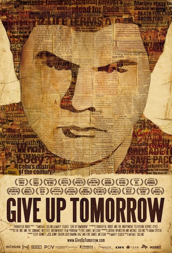 Give Up Tomorrow : Paco Larrañaga and the Deliberate