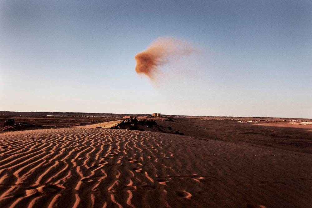 Occupy La >> Dov'è avvenuta la prima Occupy? Nel deserto del Sahara... | L'Huffington Post