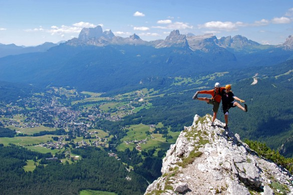 5 unforgettable experiences in the italian dolomites for Best view of dolomites