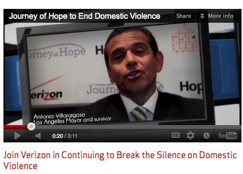 Amy Neumann: Domestic Violence: A Journey of Hope