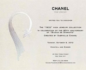 Bijoux De Diamants Celebrating Chanel S 80th Anniversary