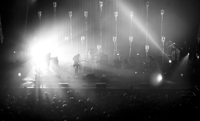 2012 10 12 images IMG 1573 SF Critic: Photos: Grizzly Bear at the Fox Theater in Oakland