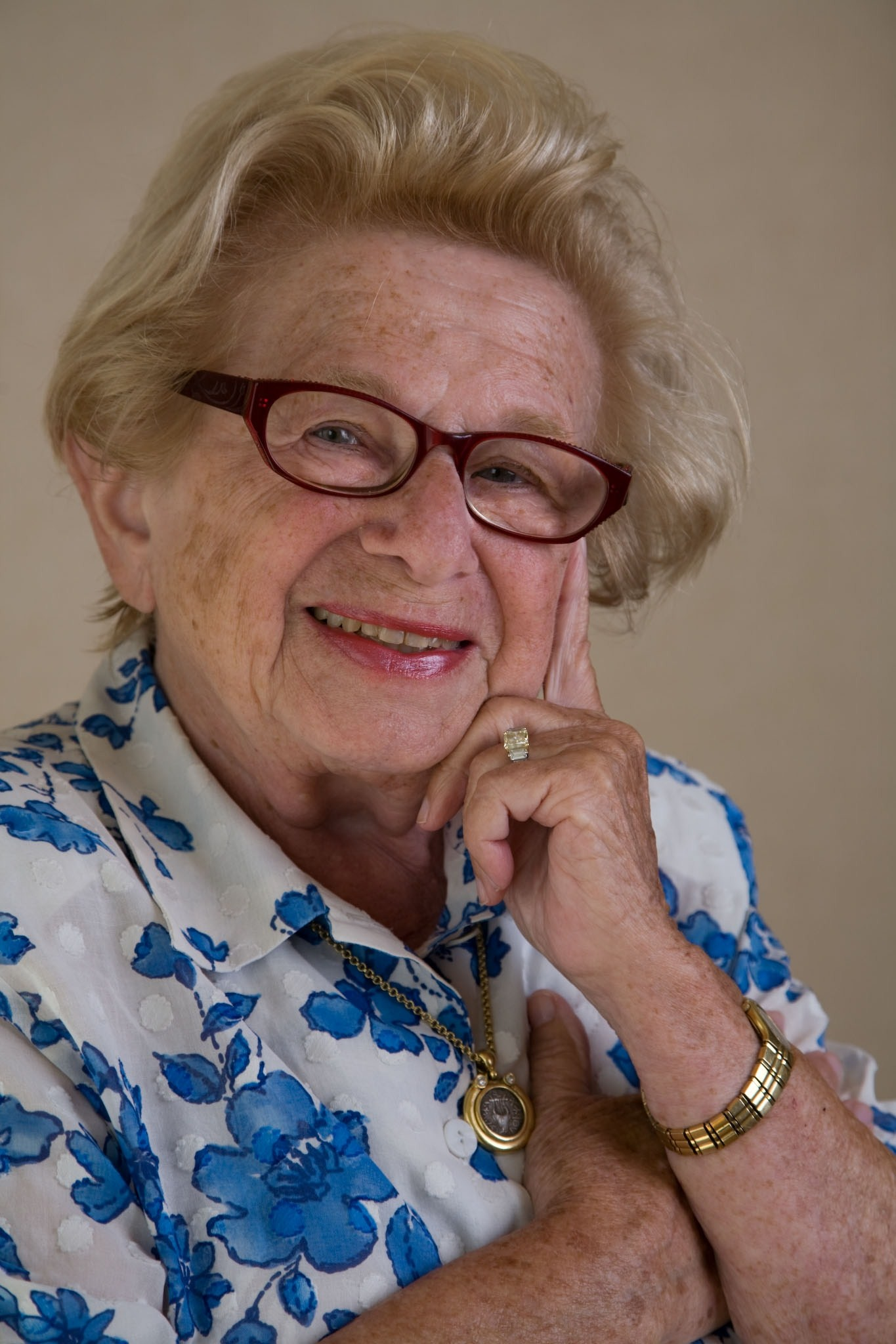 Wise Advice From Dr. Ruth On Alzheimer's Caregiving