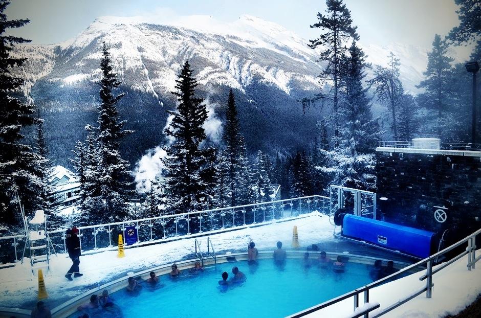 Banff Springs Hotel Spa