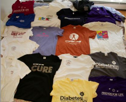 Diabetes Shirts