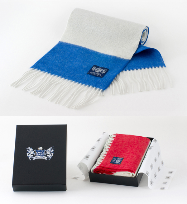 Cashmere Football Scarves Men Cashmere Football Scarves Men