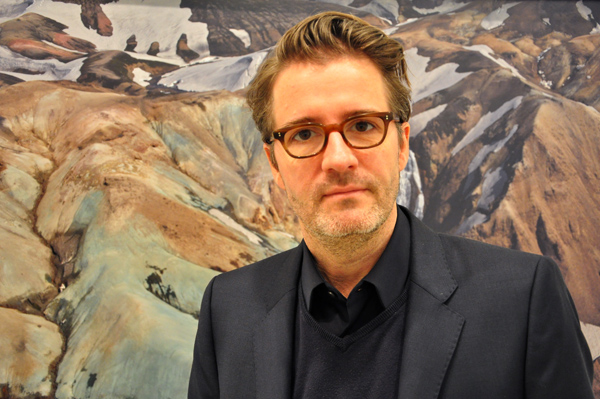 Olaf Elias seeing through the eye of the olafur eliasson explores ways of looking and perceiving