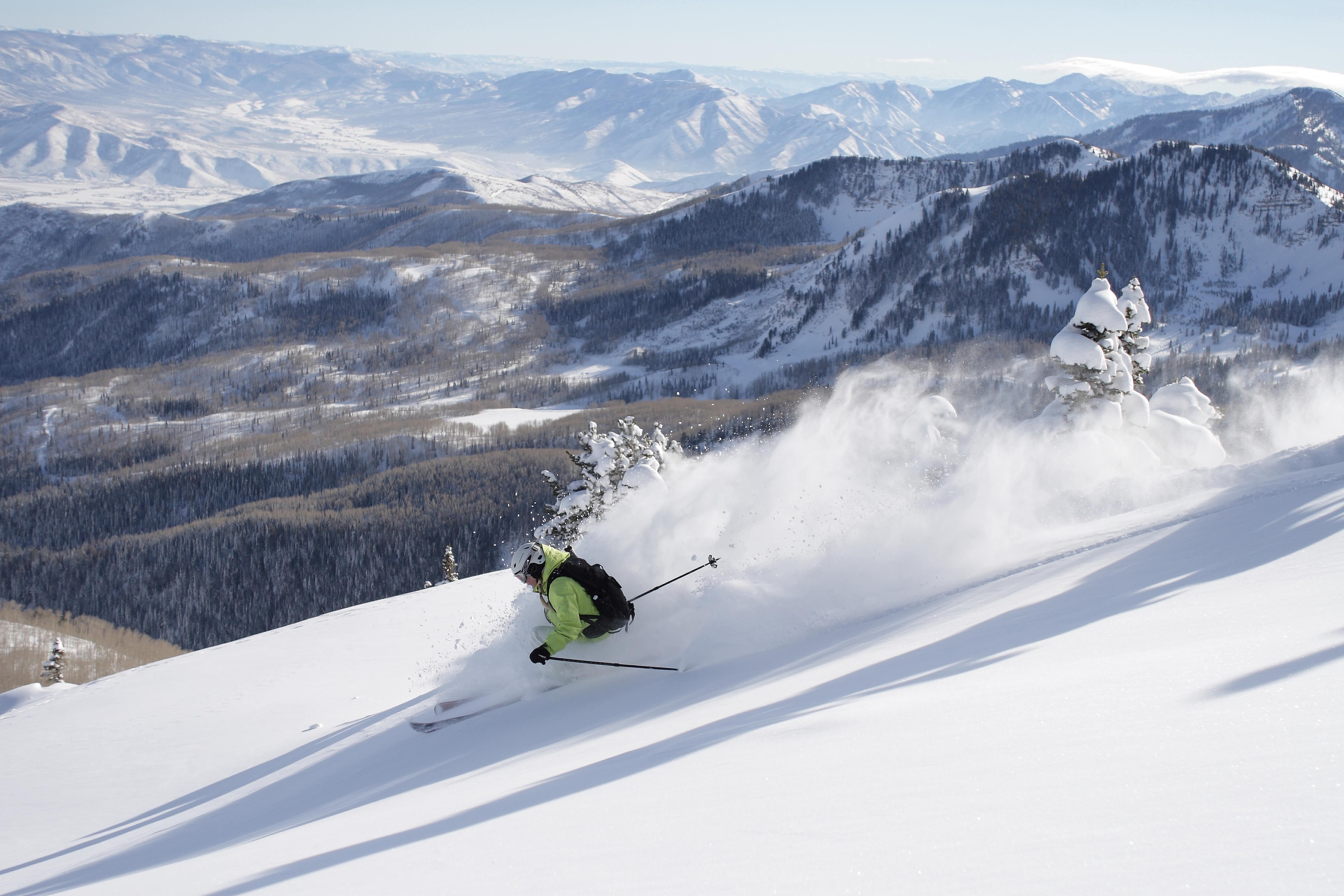 brighton ski resort lodge