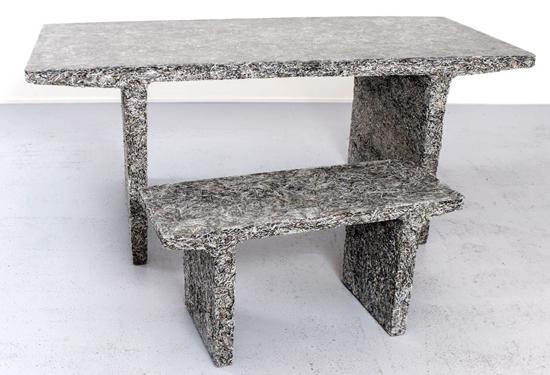 Shredded Magazine Furniture by Jens Praet  HuffPost