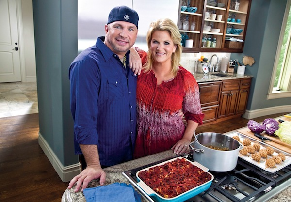 Trisha Yearwood Is In The Kitchen But Who Is On The Roof