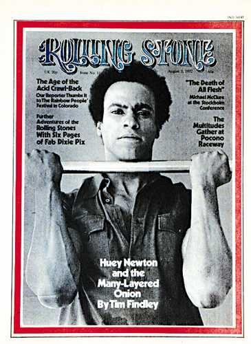 Rebel Without A Pause Huey P Newton Huffpost