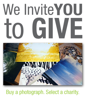 Give Prints is a for profit company working to give financially to various non profits (501c). Just as one values the beauty of a print, Give Prints values the beauty of lives changed, and gives 50% of their profits to help love people around the world.