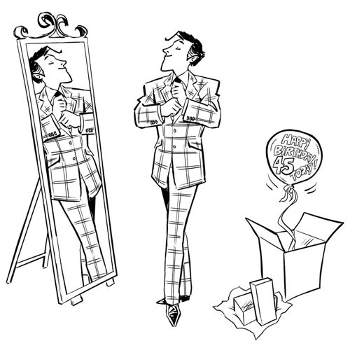 Malcolm Gladwell Coloring Pages