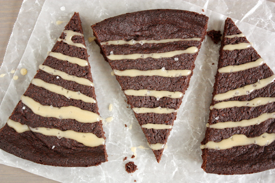 Salted Caramel Mocha Shortbread | The Huffington Post
