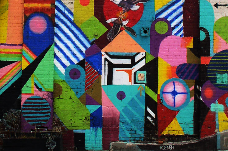 Street artist Neuzz is worth keeping an eye on - ArtistRealm ...