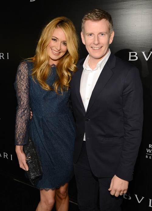 Cat Deeley Married So You Think You Can Dance Host Steps Out With New Hubby PHOTO
