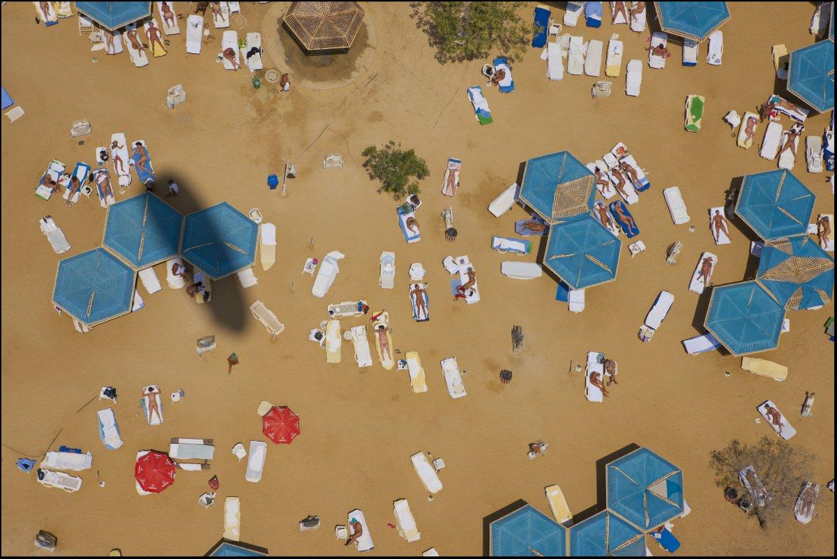 Photographer George Steinmetz captures aerial views of